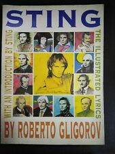 STING BY ROBERTO GLIGOROV
