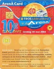 Arenakaart A057-01 10 euro: Tros Jubileumfeest