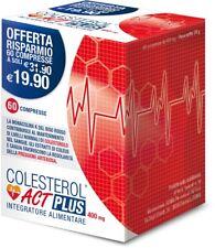 COLESTEROL ACT PLUS 400mg - 60 compresse