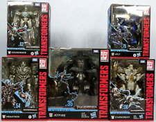 Lot 5 Transformers Studio Series Action Figures Jetfire Starscream Megatron Jolt