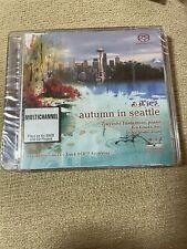 "FIM Hybrid Sacd ""Autumn In Seattle"" Tsuyoshi Yamamoto brand new"