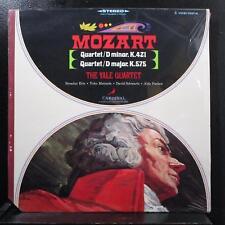 The Yale Quartet - Mozart Quartet / D Minor / D Major LP New Sealed VCS-10019