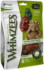 WHIMZEES - Hedgehog Dental Dog Treats Large 6 Pieces - 12.7 oz. (360 g)