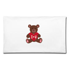 I Love You Pillowcase 32'' X 20''
