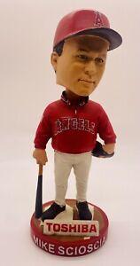 Mike Scioscia Toshiba Bobblehead Los Angeles Anaheim Angels Manager 2008!