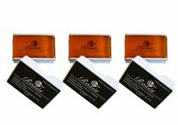 New 3 rosin blocks to suit all bow types violin viola cello save $ on triple buy