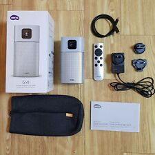 BENQ GV1 Portable Projector Bluetooth Speaker with Wi-Fi DLP OSD 11 Languages