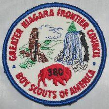 Greater Niagara Frontier Council (NY) R2 Council Patch  BSA