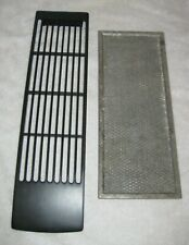 Jenn-Air Maytag Whirlpool Vent Grille 74006061 and Grease Filter Wp71002111 Used