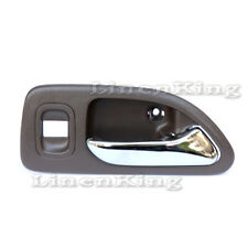 DHE194 Inside Door Handle Rear Right Brown Fits 94-97 Honda Accord