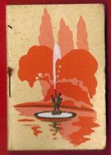 """1944 - Mini Calendrier,agenda"""" non Publicitaire"""