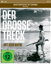 der Grosse Treck Masterpieces Of Cinema Collection No 03 Blu Ray Video