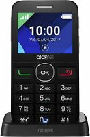 BRAND NEW Alcatel 2008G Big Button Easy Use SOS Mobile Phone ALL NETWORKS - 2G