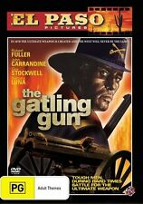 Gatling Gun (DVD, 2011) El Paso *New & Sealed* Region 4