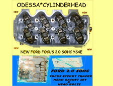 NEW FORD FOCUS  2.0 SOHC #YS4E CYLINDER HEAD GASKETS & BOLTS COMPLETE