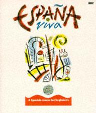 Espana Viva, Derek Utley | Paperback Book | Good | 9780563212867