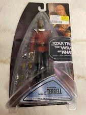 Diamond Select Art Asylum Star Trek Captain Terrell Figure the wrath of Khan