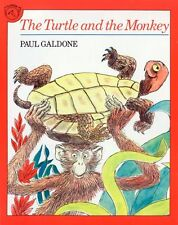 The Turtle And The Monkey (Turtleback School & Lib