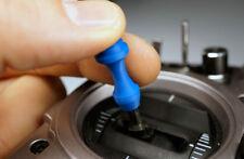 Thumb Sticks für M3 Gewinde - FrSky Taranis X9D Q X7 Spektrum Blau
