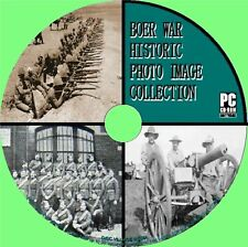 2600+ HISTORIC BOER WAR IMAGES PC/CD  PHOTOS PROPAGANDA MAPS BADGES INSIGNIA NEW