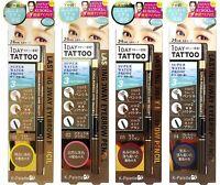 Japan K-Palette 1 Day Tattoo Lasting 3-Way Eyebrow Pencil, Powder & Brush in One