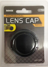 Bower 52mm Snap On Lens Cap for Nikon 35mm 1.8G Lens & 50mm 1.8D Lens