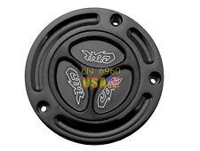 Keyless Fuel Tank Gas Cap Black for Honda CBR600RR 2003 04 05 06 07 2008 US ship