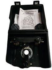 Hanau Wide Vue Arcon Articulators 4 Mounting Plates And Case