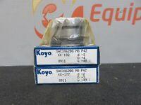Koyo SAC3062BG Precision Ball Bearing Bearings Lot of 2 KK-192 0911 New