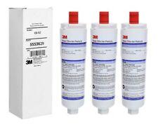 3 x PAQUETE 3m CS-52 Filtro De Agua - Bosch – Siemens – Neff 3m Cuno