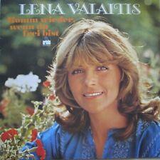LENA VALAITIS - KOMM WIEDER, WENN DU FREI BIST  - LP