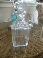 Baccarat Crystal Harmonie Square Decanter