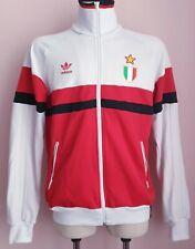 AC Milan 1992 - 1993 Away football top training Jacket Adidas E14849