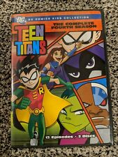Teen Titans - The Complete Fourth Season Dvd