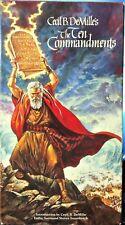 The Ten Commandments (2 VHS Set, 1998)