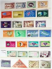 Nigeria – TEN Sets – All Mint (VLM)   (R1 -197)