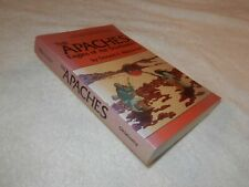 """US INDIAN WARS    """"THE APACHES: EAGLES OF THE SOUTHWEST"""""""