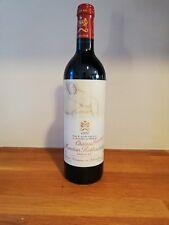 Vin - Bordeaux - Pauillac - Château Mouton Rothschild - 1993