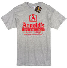 Happy Days Inspired Arnold's T-shirt - Retro Classic TV - Fonz USA Comedy