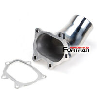Turbo Dump Down Pipe Kit SUBARU WRX STI FXT LGT TD04 TD05H VF22 VF30 VF34
