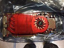 Powercolor AMD ATI Radeon 3850 graphics card