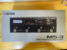 Boss MS-3 Multi Effects Switcher, Free Shipping to Lower 48 States