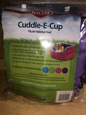 Kaytee Cozy Bed Super Sleeper Cuddle-E-Cup Guinea Pigs Pet Supplies Superb