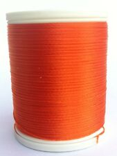 1 ProSpool GUDEBROD Rod Building Thread NYLON Orange #221 Size A 950 Yds 1 Ounce