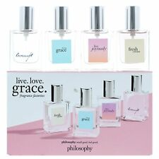 Philosophy Fragrance Favorites Gift Set Fresh Cream, Grace, Joyously & Loveswept