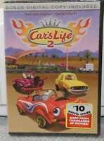 CARS LIFE 2 (DVD 2012) BRAND NEW
