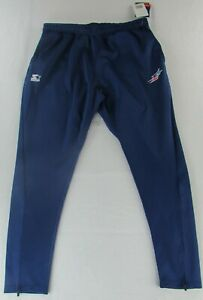 AAF Men's Collector Starter Sweatpants - Multiple Teams and Sizes