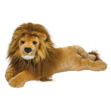 ZEUS the Plush African LION Stuffed Animal - by Douglas Cuddle Toys - #2456