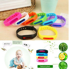 For baby Anti Mosquito Pest Insect Bugs Repellent Wristband Wrist Band Bracelet