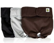 Pet Magasin Reusable Washable Dog Diapers (3 Pack) Highly Absorbent size Small